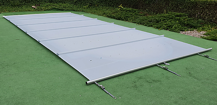 Pool covers to size