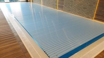 Pool roller shutters manufacturer 01