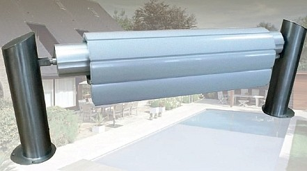Swimming pool roller shutters 01