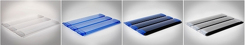 Swimming pool roller shutters to size 02